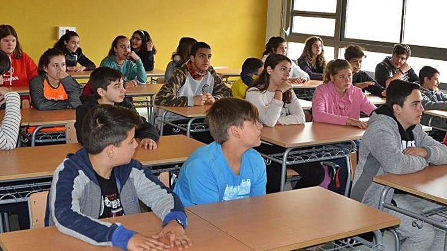La Generalitat retira una línia d'ESO al Serra de Noet i la dona al Guillem de Berguedà