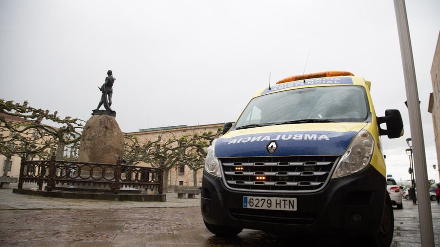 """Denuncian el """"lamentable"""" estado de ambulancias en Zamora"""