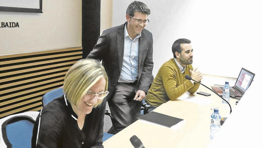 El PSPV proclama la candidatura de Jorge Rodríguez en Ontinyent