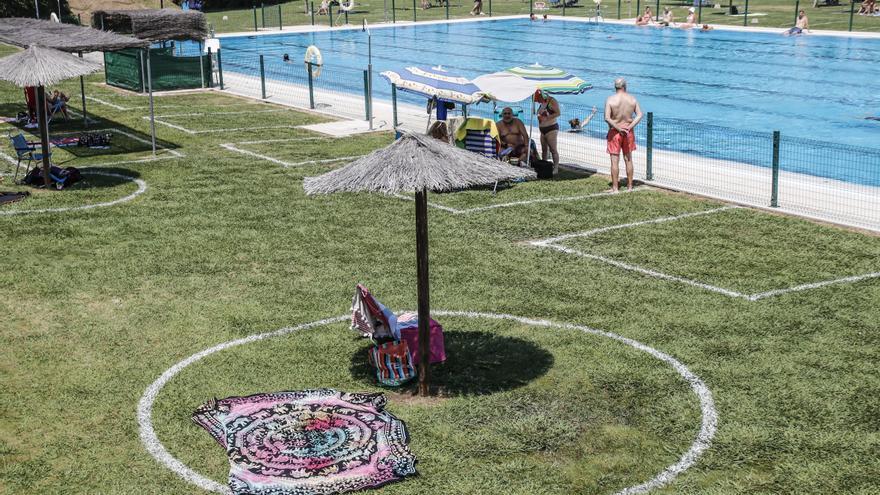 Así son las piscinas seguras de Cáceres