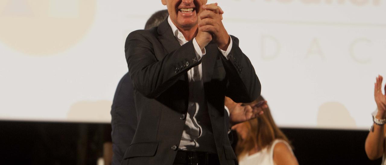 El actor Carlos Hipólito en una imagen de archivo.