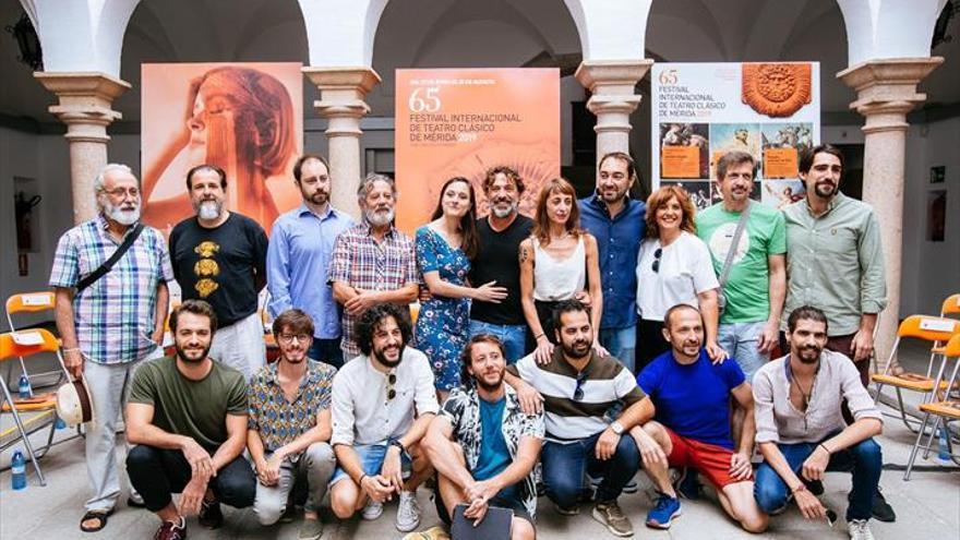 El drama regresa a Mérida con 'Tito Andrónico', que clausura el festival