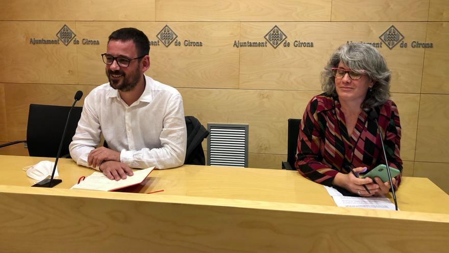 Guanyem Girona no aprovarà el pressupost perquè «ja s'han gastat» prop del 90% dels diners