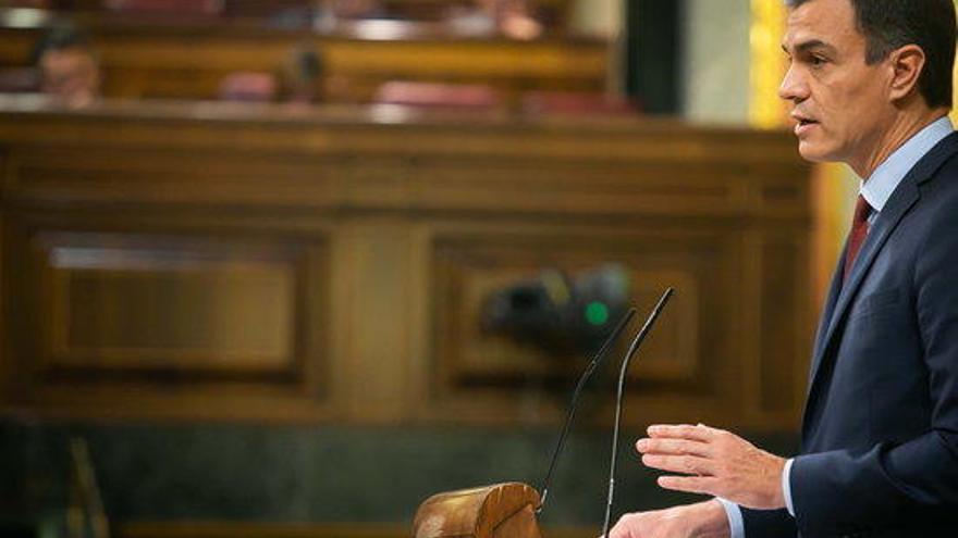 Sánchez promet impulsar una llei de l'eutanàsia i la mort digna a la pròxima legislatura
