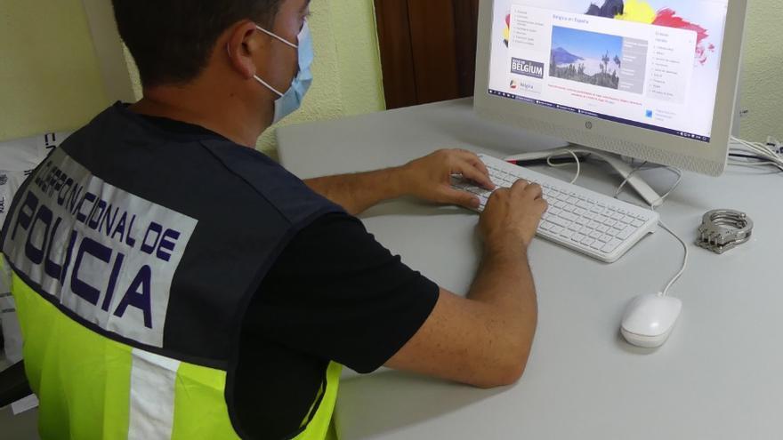 Detenido en El Campello por cobrar más de 90.000 euros de la pensión de su madre fallecida en 2014