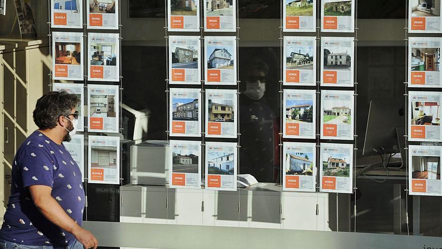 Lalín es el quinto concello de la provincia con más viviendas vendidas de enero a septiembre