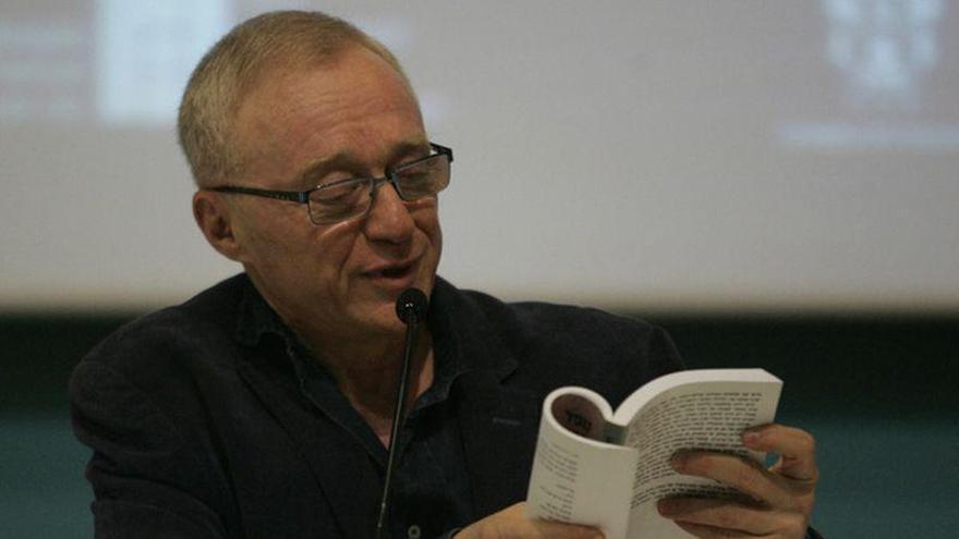 """David Grossman: """"No quiero vivir una vida que no tenga significado"""""""