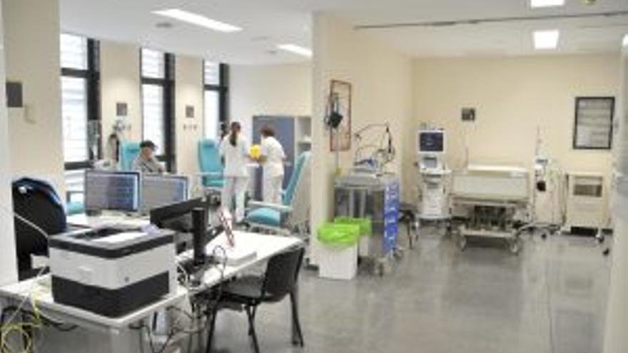 El Negrín pone en marcha un Hospital de Día de Cardiología que disminuirá la estancia de los pacientes