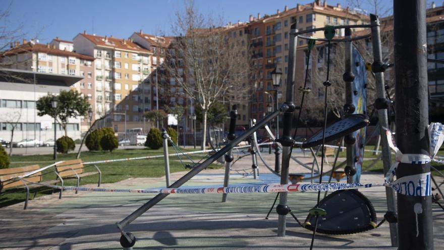 """""""¡Que no cierren el parque!"""": el grito de guerra de los niños de Zamora"""