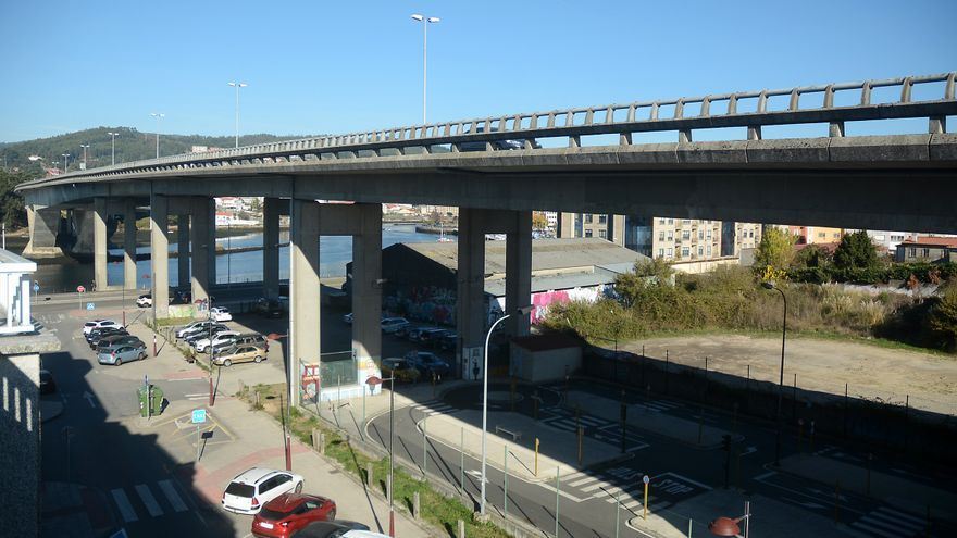 Audasa inicia obras en el puente de la autopista sobre Mollabao