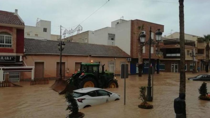 La DANA se ceba de nuevo con Los Alcázares, donde hay más de un centenar de evacuados