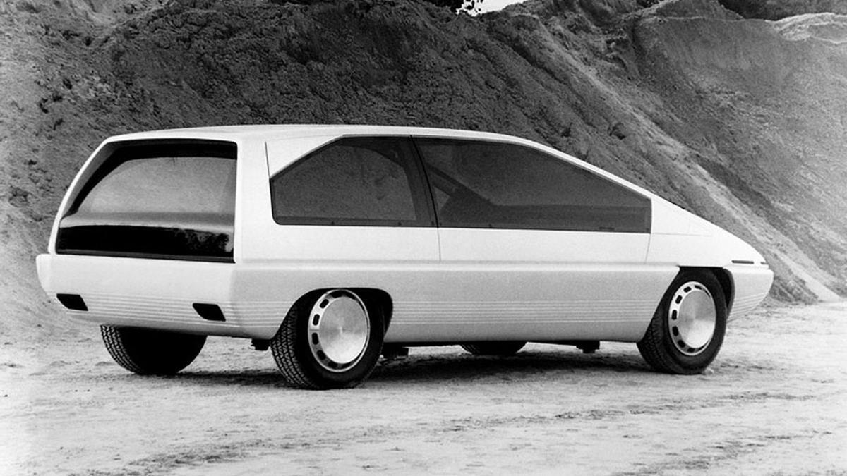 Citroën Xenia, el moderno concept car que anticipó el futuro en 1981