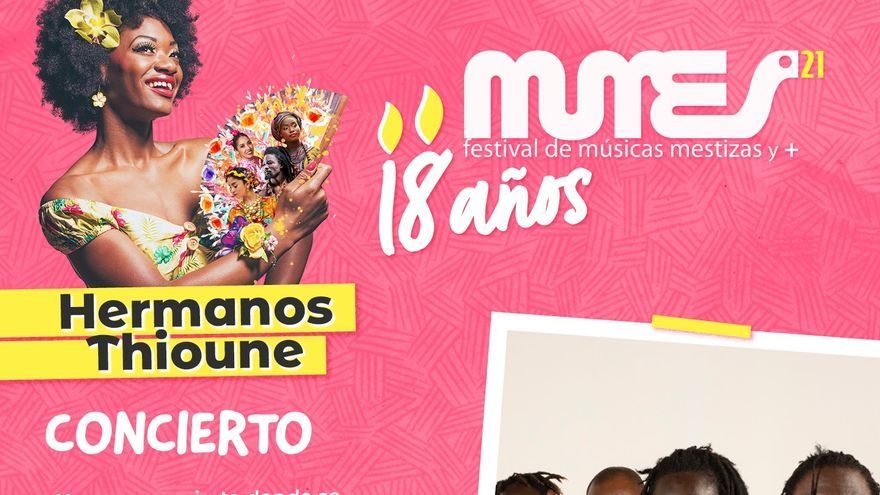 Festival MUMES: Concierto - Hermanos Thioune