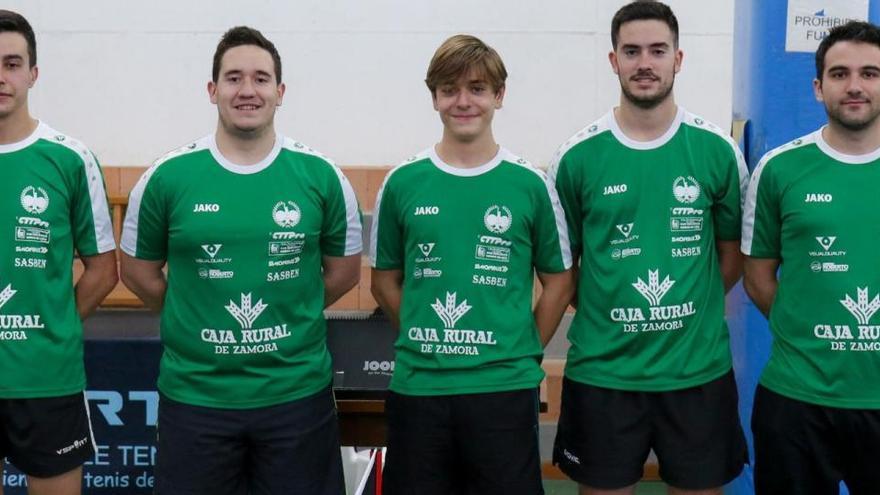 El Club Viriato logra el ascenso a Primera Nacional