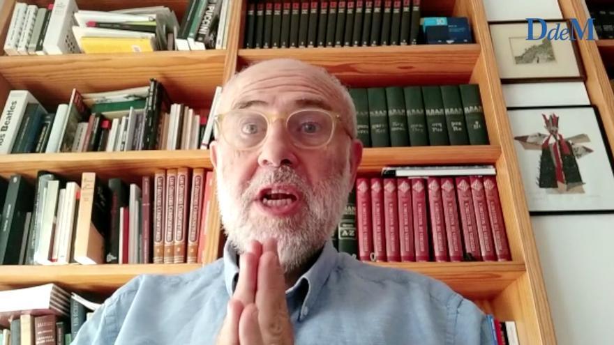 Pere Estelrich avanza los contenidos del suplemento Bellver de esta semana