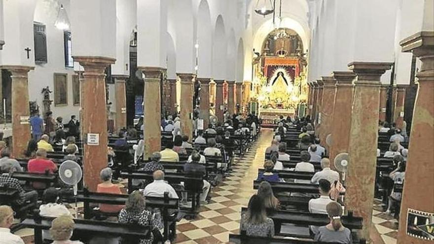 UVE pide la declaración de Bien de Interés Cultural para seis iglesias de Cabra