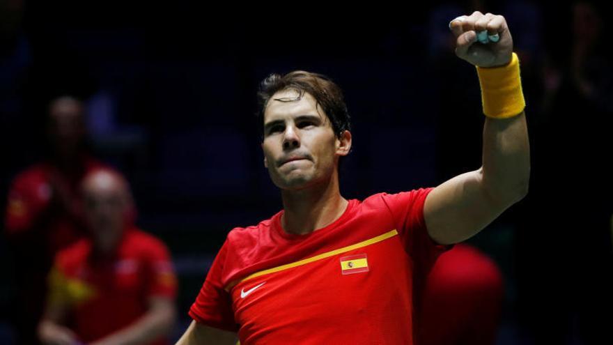 Espanya, a quarts de la Copa Davis