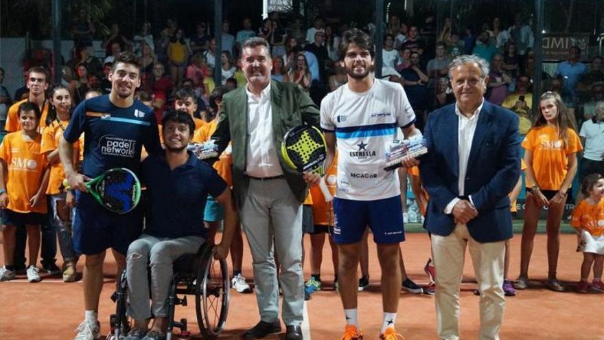 Los clubs Sierra Morena y Los Alfares no suspenderán sus torneos