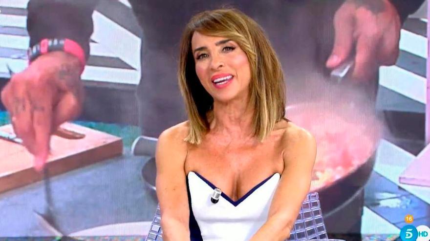 Socialité desvela la verdadera edad de María Patiño, la presentadora de Telecinco