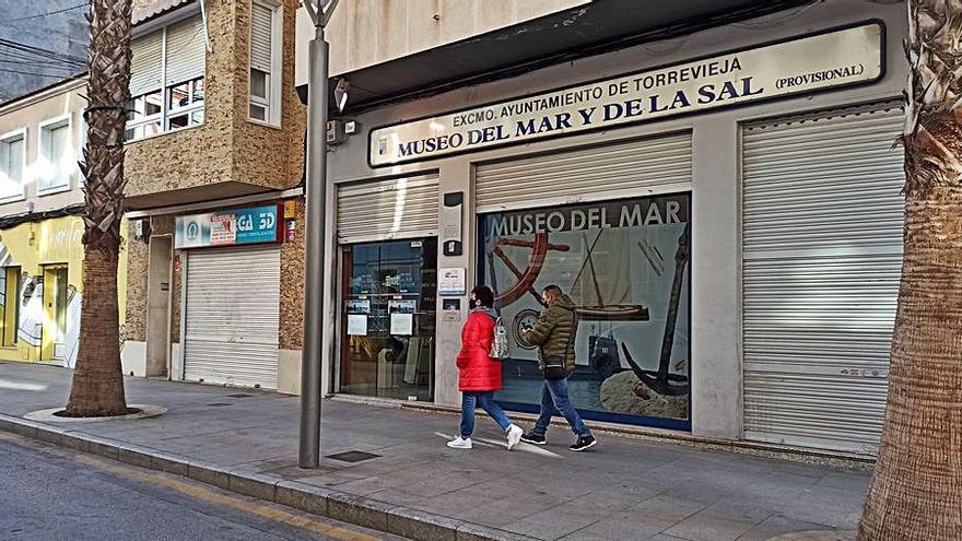 Torrevieja ya ha pagado 800.000 euros por el alquiler del local del Museo del Mar
