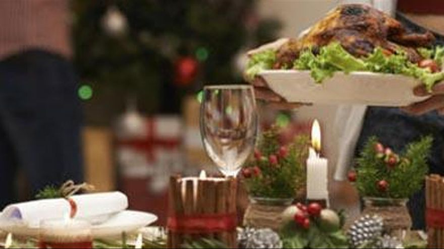 Menú navideño con sabor canario