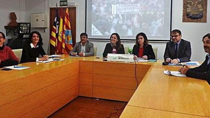 El Govern reduce en un 12% la partida para Formentera en sus cuentas de 2020