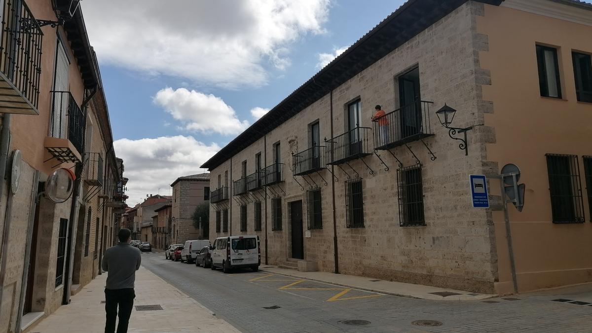 Palacio de Valparaíso de Toro, reconvertido en centro de día y residencia