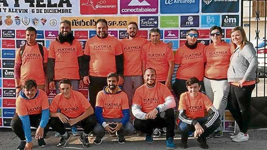 El Balears de Tercera recibe una goleada en su debut en el Nacional