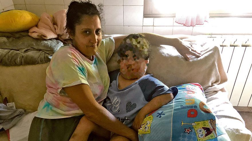 """Un """"pinchazo"""" por Nayara, la niña langreana que necesita un donante de médula"""