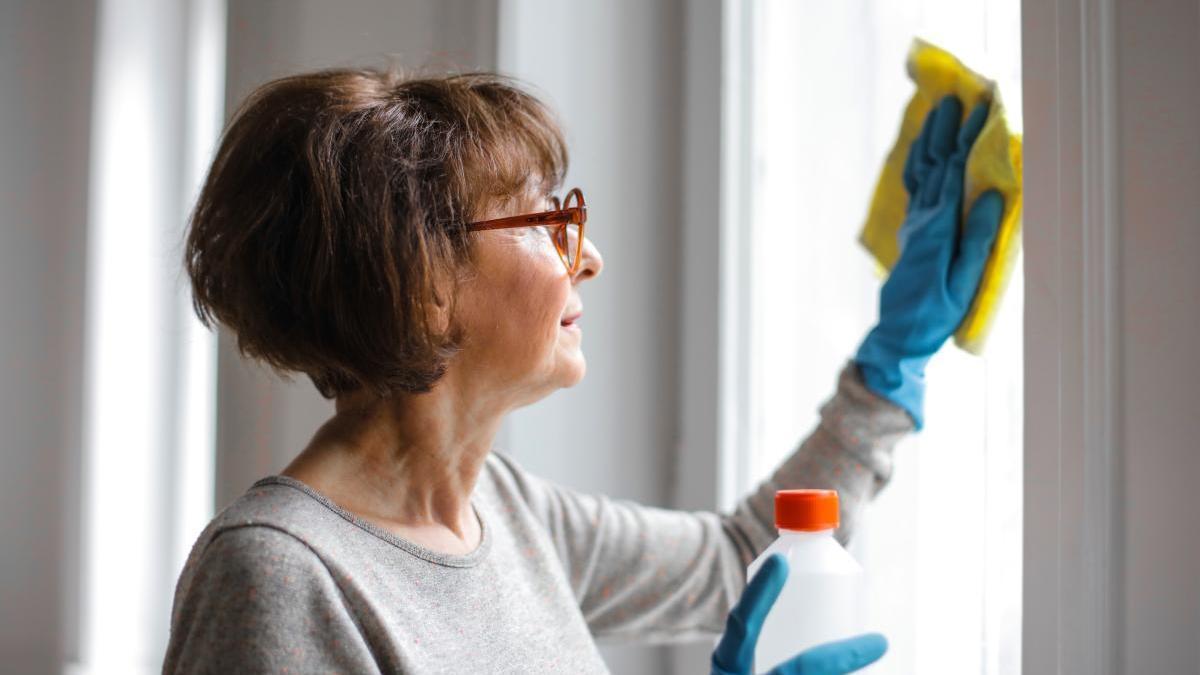 Cómo desinfectar la casa de coronavirus.