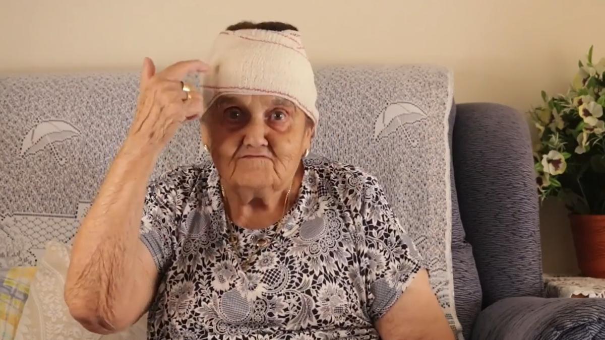 Una captura del vídeo que ha publicado La Rosario en sus redes.