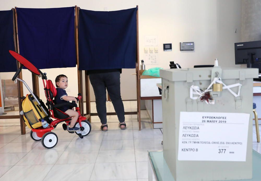 European Parliament election in Cyprus