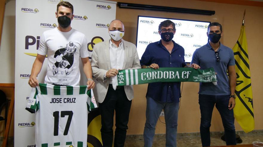 """José Cruz: """"Todos los equipos van a salir a morder contra el Córdoba CF"""""""