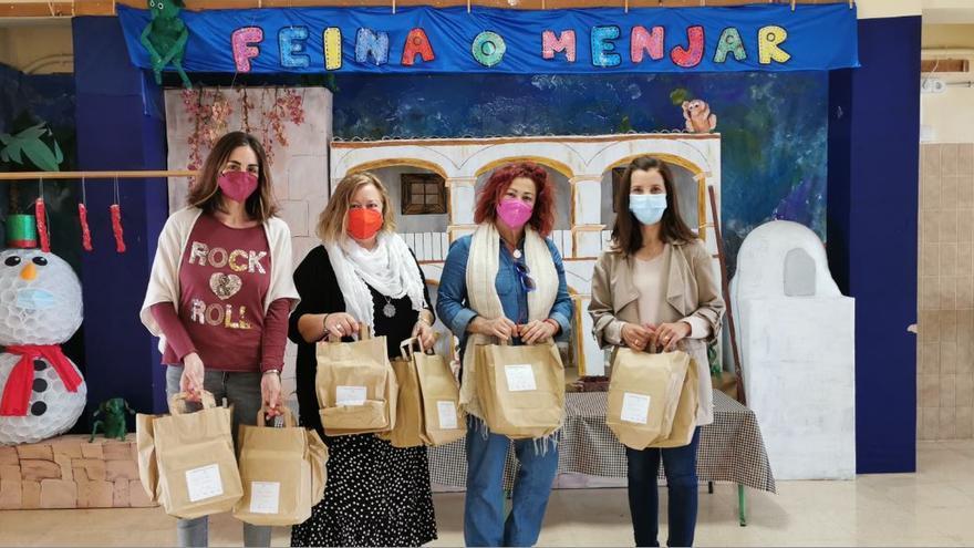 3.000 mascarillas para los estudiantes de Santa Eulària