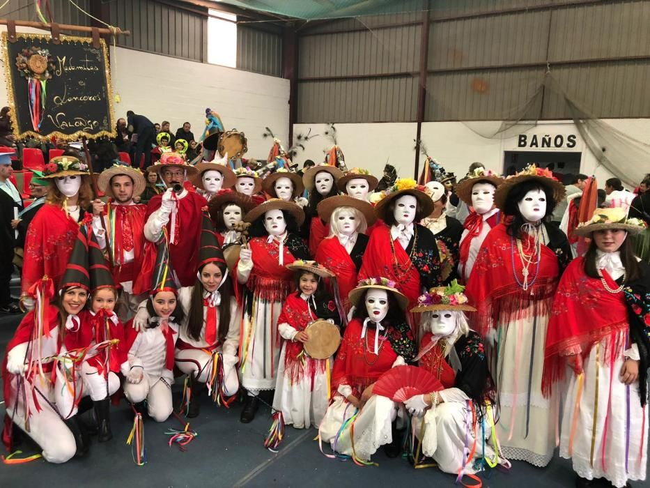 Cerdedo-Cotobade celebra el Domingo de Piñata