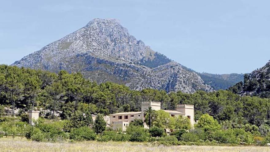 Castell Son Claret: ein Ort, um anzukommen