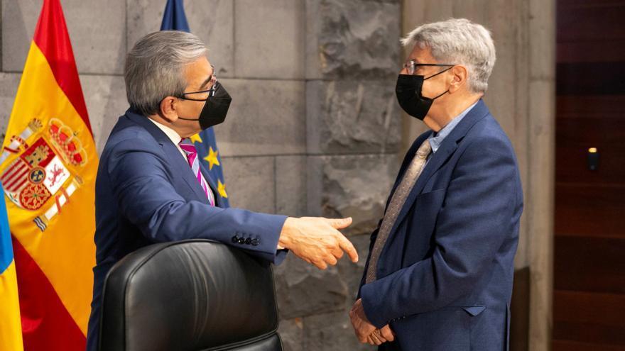 Canarias dotará con más personal para agilizar los expedientes de pensiones no contributivas