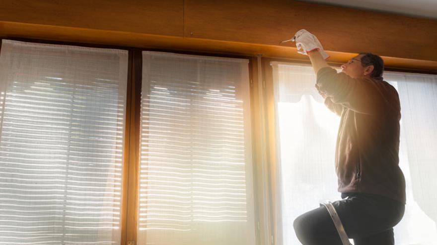 El truco para dejar las persianas como nuevas en poco tiempo y sin esfuerzo