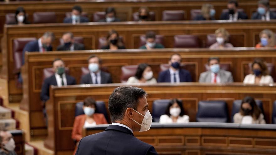 """Sánchez a ERC, sobre El Prat: """"Vuelvan ustedes al acuerdo del 2 de agosto y continuemos"""""""