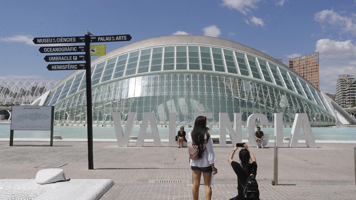 València es destino turístico de primer nivel