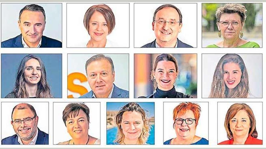 Conoce quiénes son los ocho diputados y los cinco senadores electos por Baleares