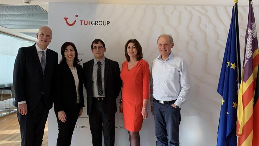 Tui-Vorstand Sebastian Ebel reist zu Gesprächen nach Mallorca
