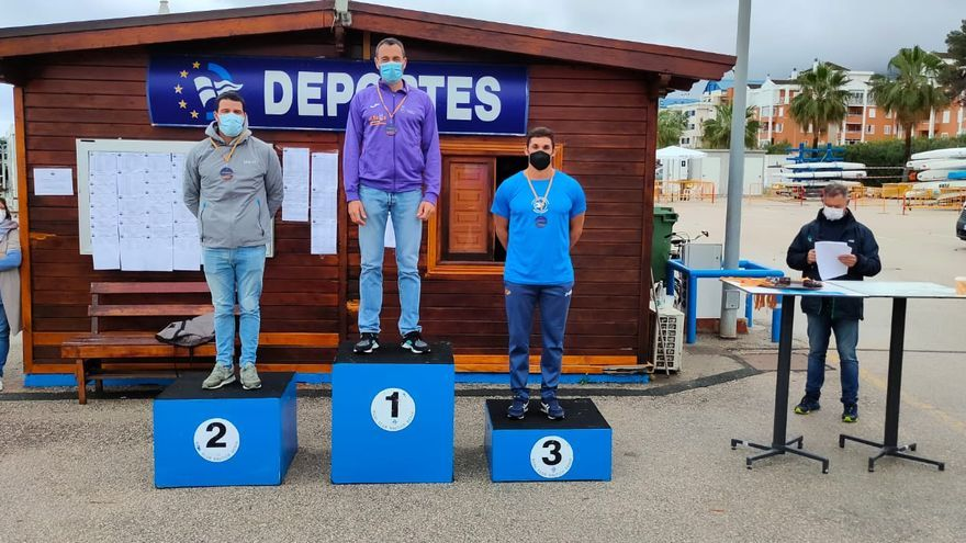El riosellano Walter Bouzán (El Sella) ganó, en SS-1, la II Copa de España de Kayak de Mar, en Denia