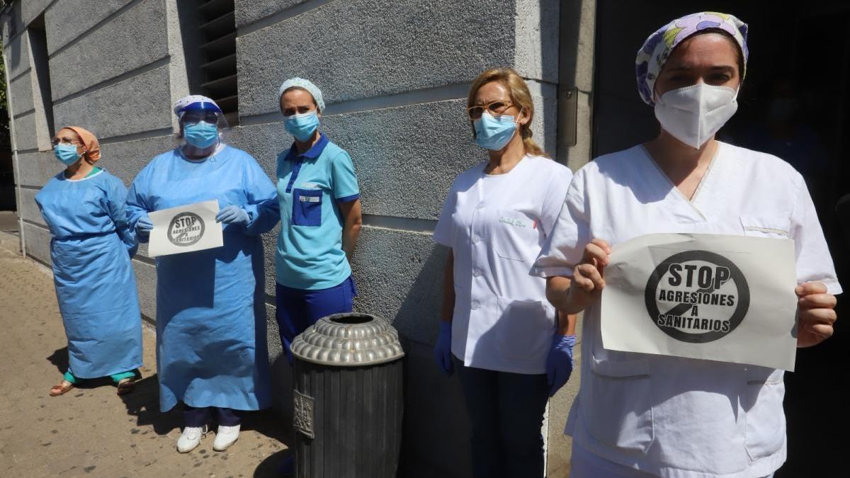 La Junta condena la agresión a un médico en el centro de salud Levante Norte