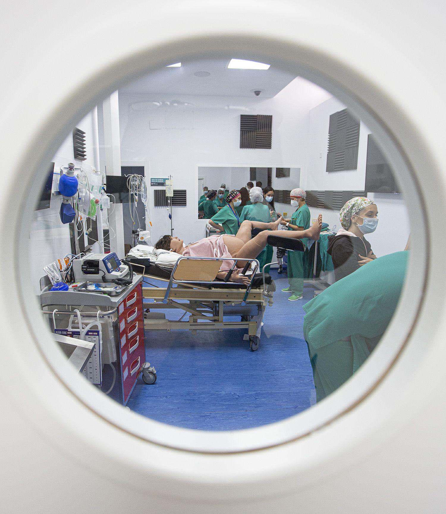 Laboratorio de Simulación del Hospital General de Alicante