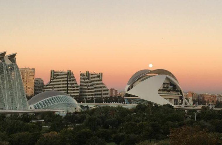 Los mejores atardeceres en València