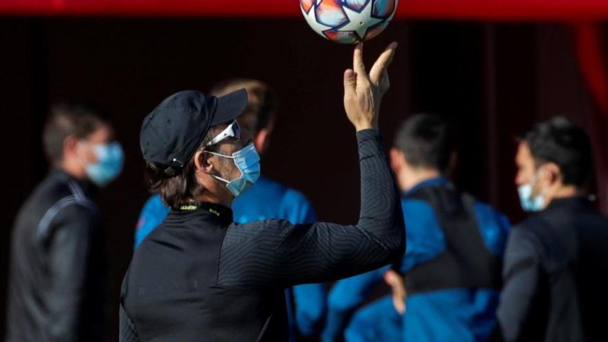 El Sevilla se juega el liderato del grupo frente al Chelsea