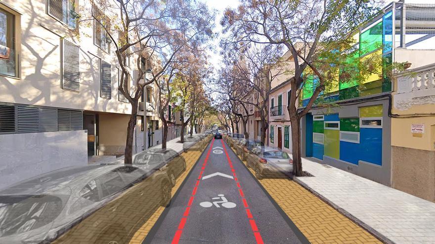 El Ayuntamiento hará obras de mejora en varias calles de Son Espanyolet durante los próximos seis meses