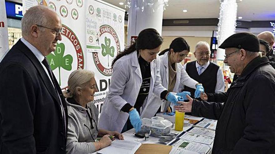 Zamora pone el foco en la diabetes y su impacto para la familia