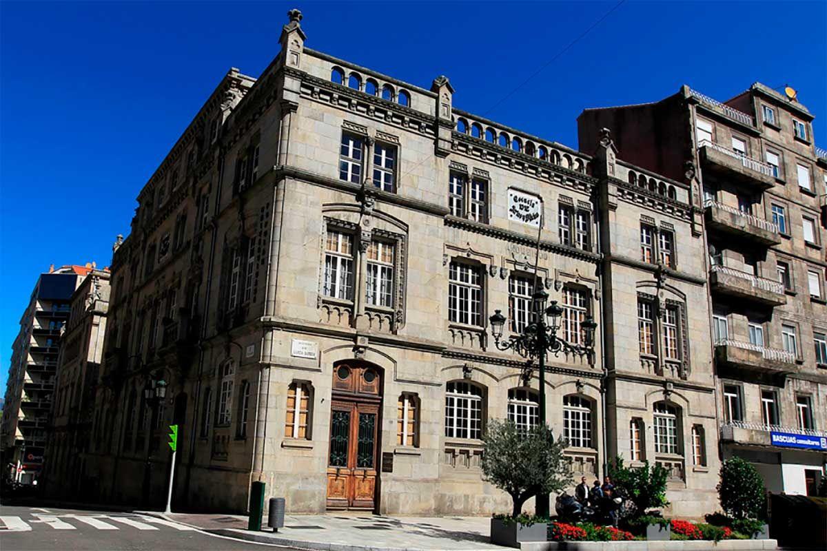 Escuela Municipal de Artes y Oficios de García Barbón | J.Lores